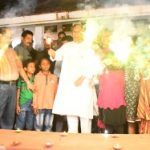 Odisha CM Naveen Patnaik celebrates Diwali with orphan children
