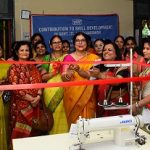 NTPC Ladies Club donates 7 JUKI industrial sewing machines to Bhubaneswar ITI