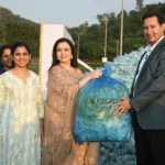 Reliance collect record 78 tons of waste plastic bottles for recycling