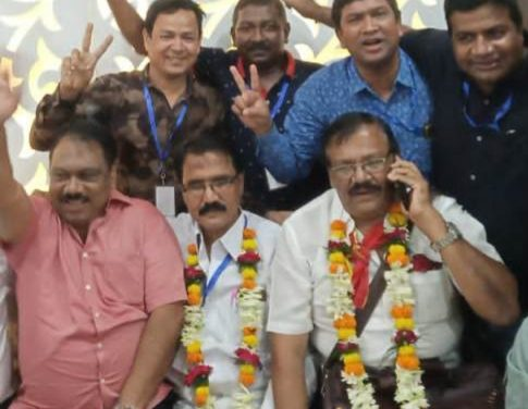 Utkal Chemist & Druggist Association conducts elections amidst tight security