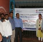 AMRI Hospitals holds Free Health Check-up Camp for city journalists