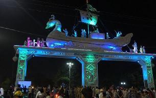 Odisha CM for National Maritime Heritage Festival tag for Cuttack Bali Yatra