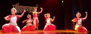 Shree Dance Academy: Curatin downs on Shree Nrutyotsaba 2019