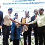 Tata Steel BSL bags IconSWM-CE Excellence Award 2019