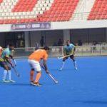 All India Police Hockey: Karnataka, Haryana, Tripura, UP and WB win on D2