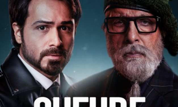 Big B shoots for 'Chehre' in sub-zero temperatures in Slovakia
