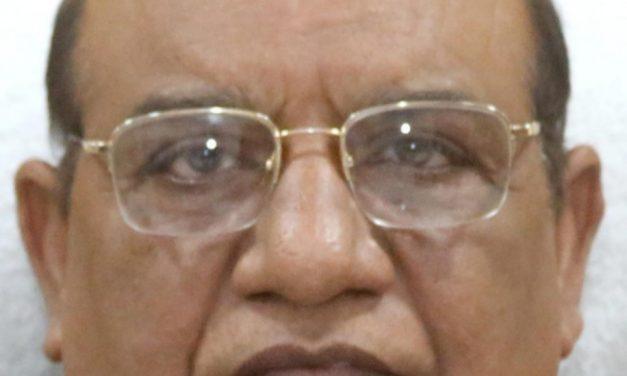 Prof. RK Chauhan new VC of SOA University
