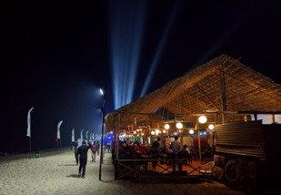 Beach Shacks Now Open For The First time In Odisha at The Marine Drive Eco Retreat