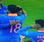 India wins the Cuttack match & wins the ODI series against West Indies