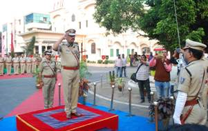 Abhay takes over as new DGP of Odisha