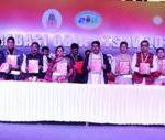 Union minister Pradhan gives a call to Odia diaspora to make Sambalpuri saree, Khorda towel, Chenapoda  global brands