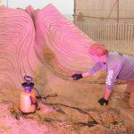 International Sand Art Festival at Konark on Day 4