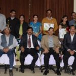 Star Performer Award presented to 14 executives of Rourkela Steel Plant