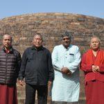 Bhutanese Delegation Visits Odisha's Buddhist Sites
