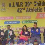 42nd Major Port Athletics Meet and 30th Children Meet kicks off in Paradip