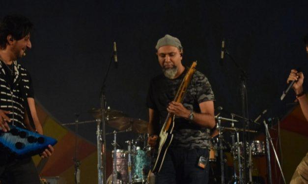 Salim-Sulaiman perform at Marine Drive Eco Retreat
