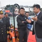 Odisha CS Asit Tripathy reviews Rs 7,000 crore projects of Paradip Port