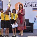 The BIPF School organises Athlos, Olympiad and celebrates 71st Republic Day