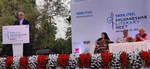 Tata Steel Bhubaneswar Lit Fest begins today