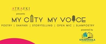 Atraski hosts My City My Voice Chaper 22 in city