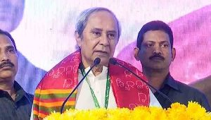 Naveen promises 20 lakh concrete houses for rural Odisha