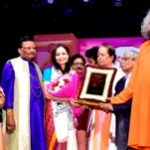 Shallu Jindal conferred with  Urbashee Award for art & music