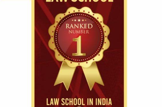 Jindal Global Law School India's #1 law school, ranks QS