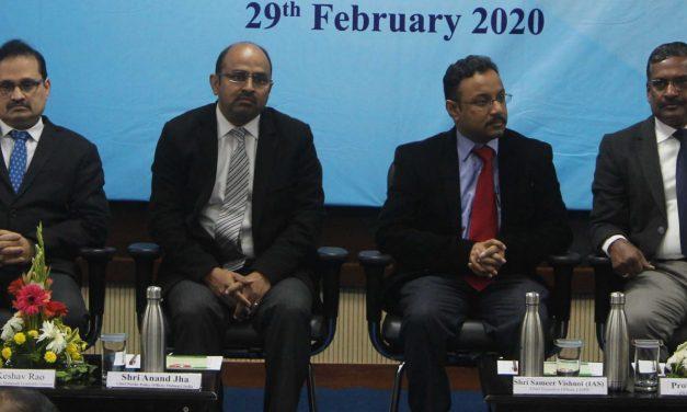 IIM Sambalpur (IIM-S) hosts a National Conclave to promote MSME Sector