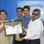 Rourkela Steel Plant bags PRCI Gold Award