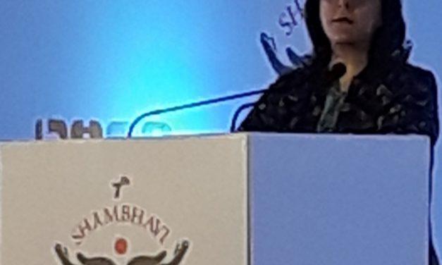 BIPF confers Shambhavi Award on Deogarh Jungle Manch
