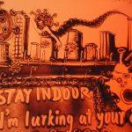 Int'l sand artist Manas's COVID-19 message