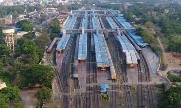 East Coast Railway to deploy drone to guard it's assets during lockdown