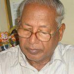 Eminent Odia literature Nityananda Satpathy no more