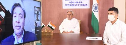 Steel baron LN Mittal calls on Odisha CM today