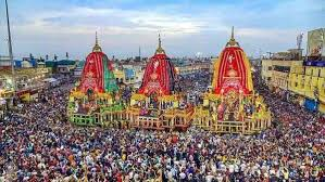 Puri city to be under 48-hour curfew for Bahuda  Yatra