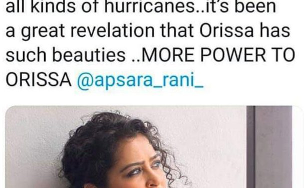 RGV's Tweet creates ripple in Odisha