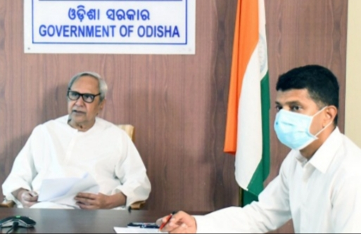 Odisha CM dedicates power projects in Kalahandi