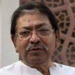 WB Congress chief Somen Mitra dies