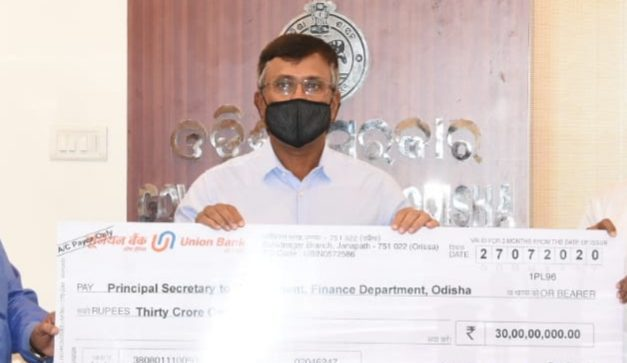 Odisha Hydro Power Corporation pays Rs 30 crore dividends