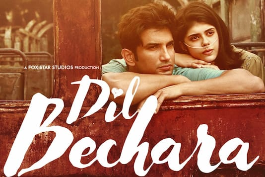 Sushant Singh's Dil Bechara releases official trailer