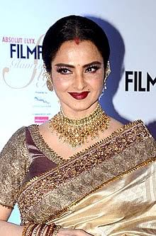 Actress Rekha's house sealed, Jaya & Aishwarya test negative