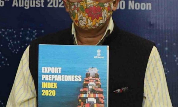 NITI Aayog Export Index: Gujarat, Maha & TN top performers
