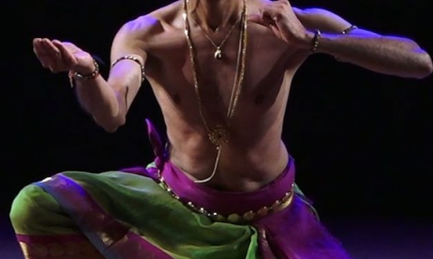 GKM Award Festival: Praveen Kumar enthralls with Bharatnayam on Day 2