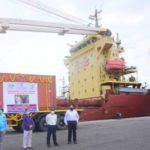 Direct cargo ferry service between India and Maldives starts today