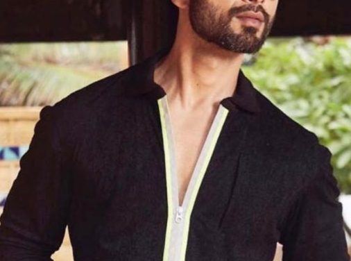 Shahid Kapoor seals a Rs100 crore deal with Netflix