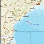 Depression over Westcentral Bay of Bengal, rough sea off Odisha- Andhra Pradesh-Tamil Nadu & Puducherry, heavy rainfall in AP, Telengana & Karnatak