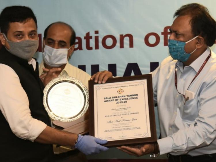 JSPL's TRB Iron Ore Mines wins FIMI Excellence Award
