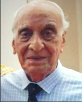Odisha former CS Venkatraman passes away