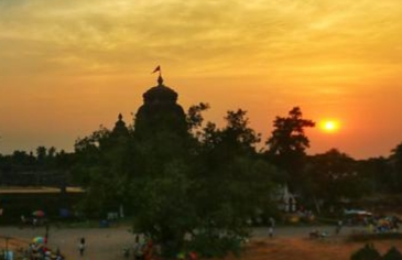Odisha CM's secreatry (5T) VK Pandian visits Ekambra khetra