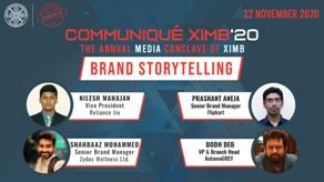 XIMB's Communique' 2020 – Annual Media Conclave today
